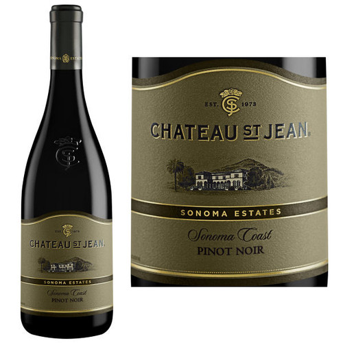 Chateau St. Jean Sonoma Coast Pinot Noir