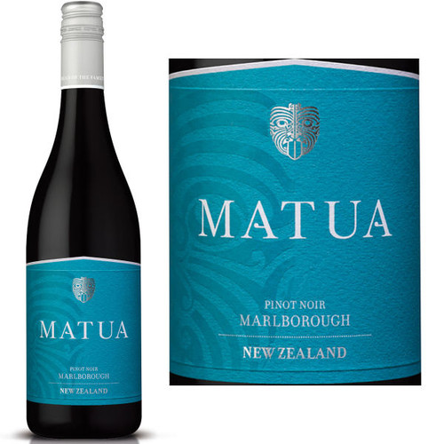 Matua Valley Marlborough Pinot Noir