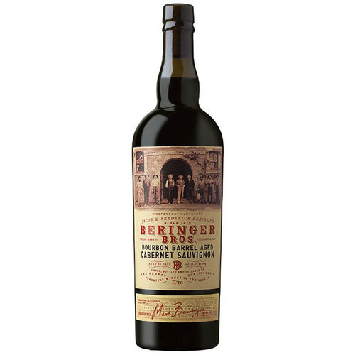 Beringer Brothers Bourbon Barrel Aged California Cabernet