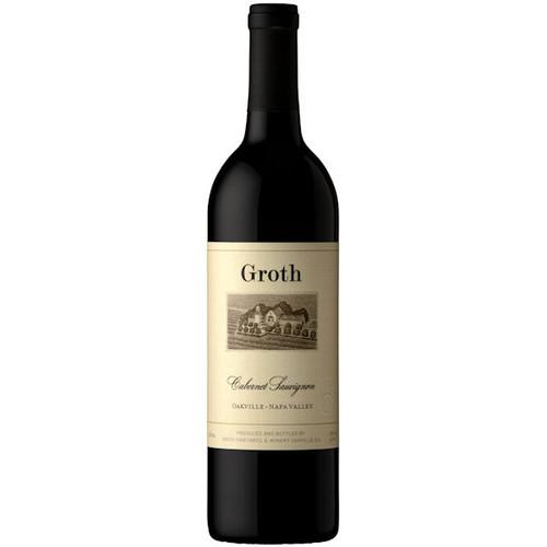 Groth Oakville Cabernet