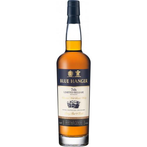 Blue Hanger 7th Limited Release Blended Malt Scotch 750ml