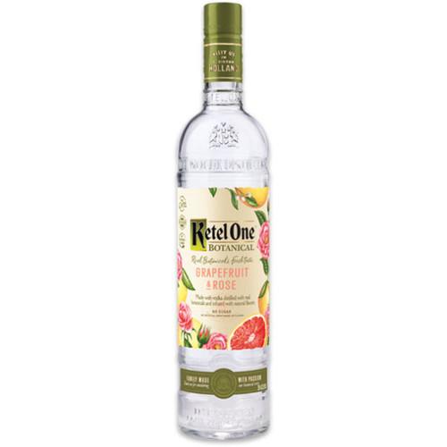 Ketel One Botanical Grapefruit & Rose Vodka 750ml
