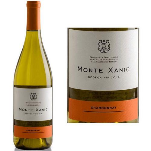 Monte Xanic Valle de Guadalupe Mexico Chardonnay