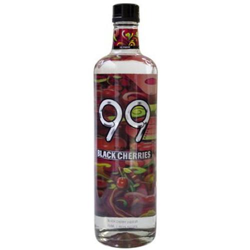 99 Black Cherries Schnapps Liqueur 750ml