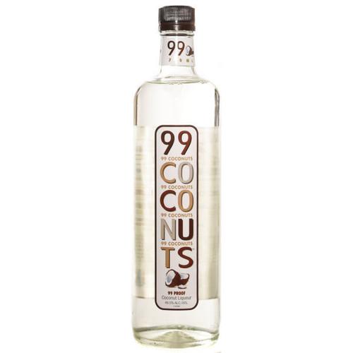 99 Coconuts Schnapps Liqueur 750ml