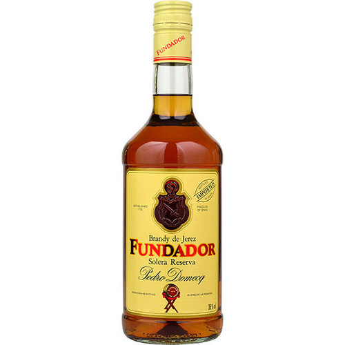 Fundador Solera Reserva Brandy 750ml
