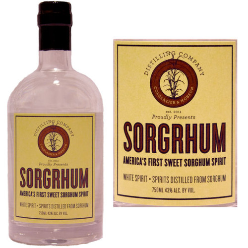 Colglazier & Hobson Sorgrhum Sweet White Spirit 750ml