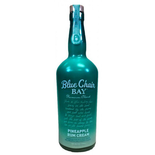 Kenny Chesney Blue Chair Bay Pineapple Rum Cream 750ml