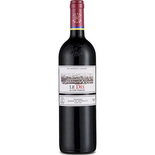 Le Dix by Los Vascos Estate Colchagua Cabernet