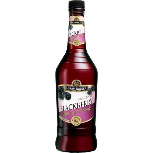 Hiram Walker Blackberry Flavored Brandy US 1L