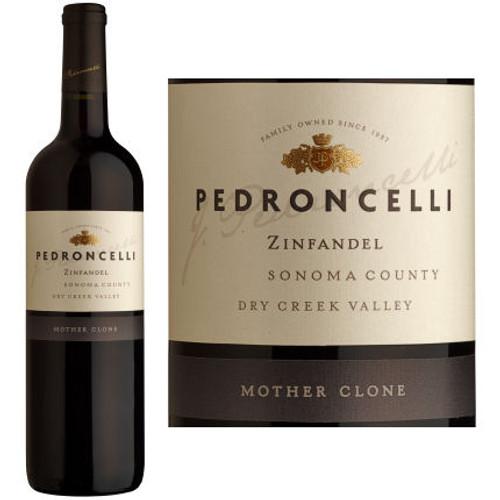 Pedroncelli Mother Clone Dry Creek Zinfandel