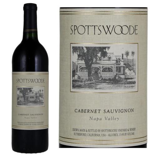 Spottswoode Estate Napa Cabernet