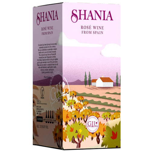Shania Rose Bag in a Box 3L