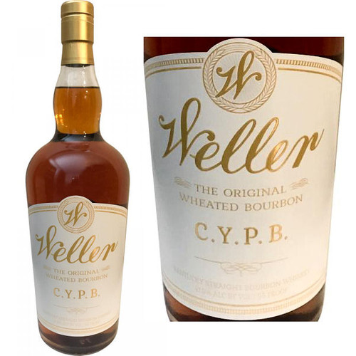 W.L. Weller C.Y.P.B. Kentucky Straight Bourbon Whiskey 750ml