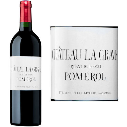 Chateau La Grave Pomerol 2011 Rated 90WS