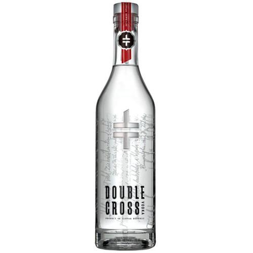Double Cross Wheat Vodka 750ml