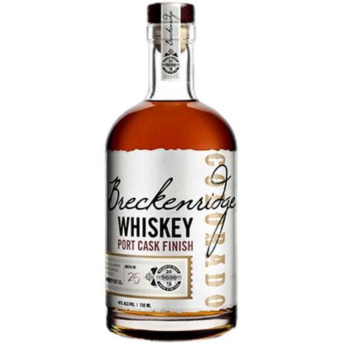 Breckenridge Port Cask Finish Whiskey 750ml