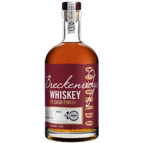Breckenridge PX Sherry Cask Finish Whiskey 750ml