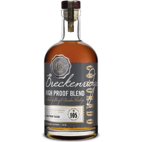 Breckenridge Distillers High Proof Blend of Whiskeys 750ml