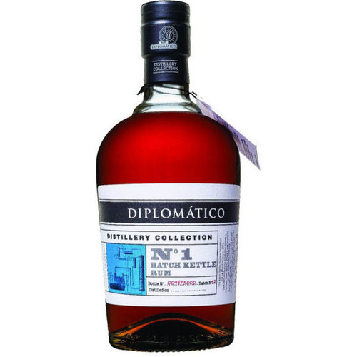 Diplomatico No. 1 Batch Kettle Venezuelan Rum 750ml
