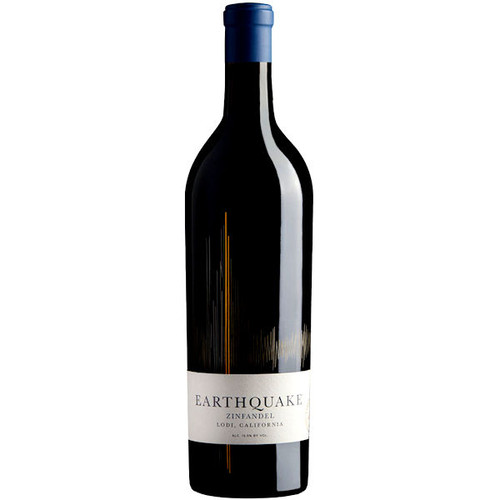 Earthquake by Michael David Winery Lodi Zinfandel
