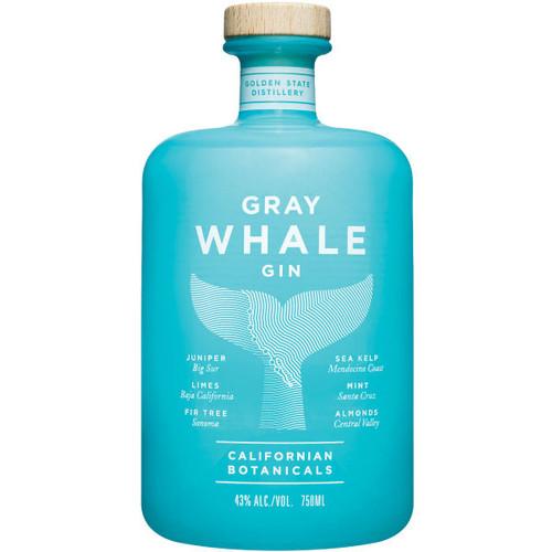 Gray Whale California Botanicals Gin 750ml