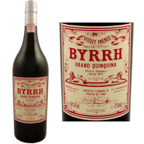 Byrrh Grand Quinquina Apertif 750ml