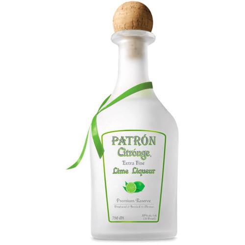 Patron Citronge Lime Liqueur 750ml