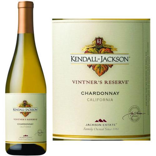 Kendall Jackson Vintner's California Chardonnay