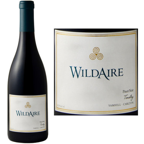 WildAire Timothy Yamhill-Carlton Pinot Noir Oregon