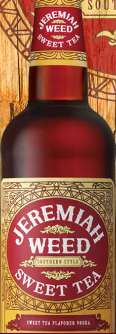 Jeremiah Weed Sweet Tea Flavored Vodka 1L
