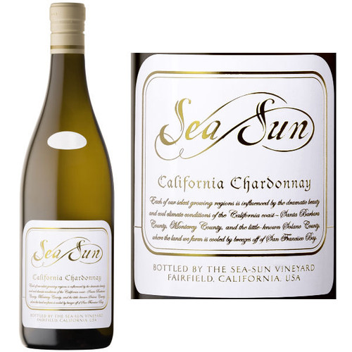 Sea Sun California Chardonnay