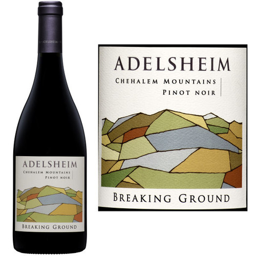 Adelsheim Breaking Ground Chehalem Mountain Pinot Noir Oregon