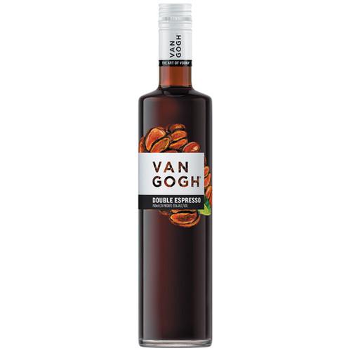 Van Gogh Double Espresso Vodka 750ml
