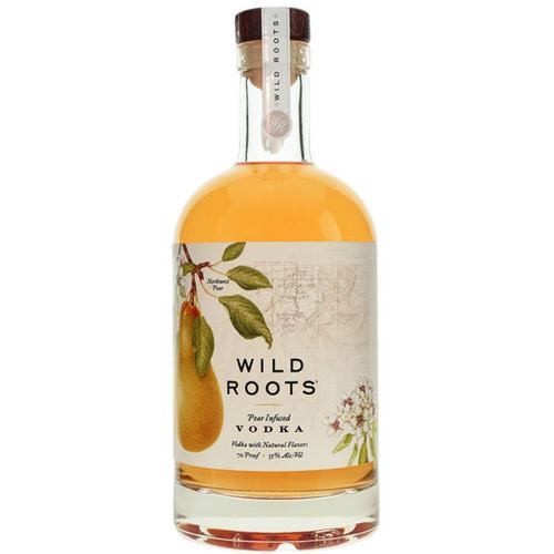 Wild Roots Pear Vodka 750ml