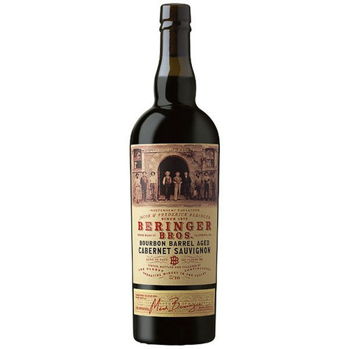 Beringer Bros. Bourbon Barrel Aged California Cabernet