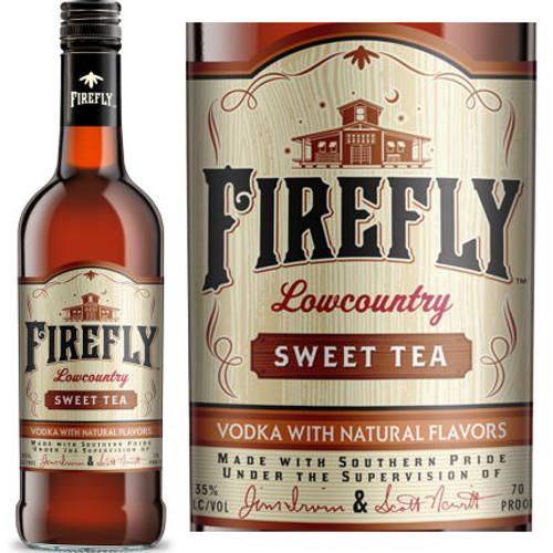 Firefly Sweet Tea Flavored Vodka 750ml