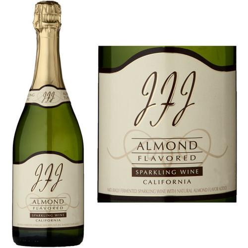 JFJ Almond California Sparkling Wine NV