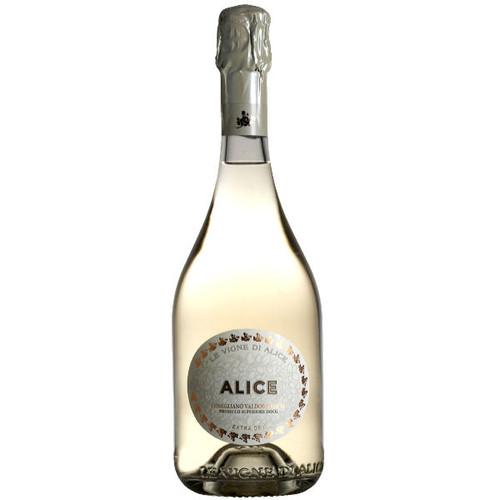 Alice Prosecco Extra Dry Superiore Valdobbiadene DOCG
