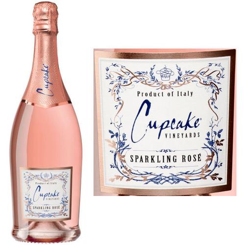 Cupcake Sparkling Rose NV