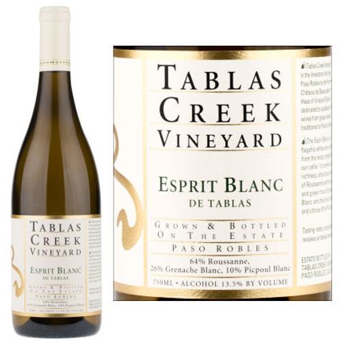 Tablas Creek Esprit Blanc de Tablas