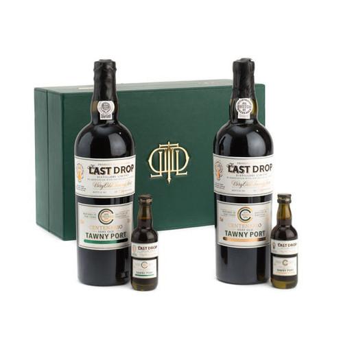The Last Drop Centenario Port Duo of Old Colheita ports 1870 & 1970