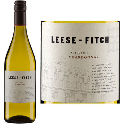 Leese-Fitch California Chardonnay