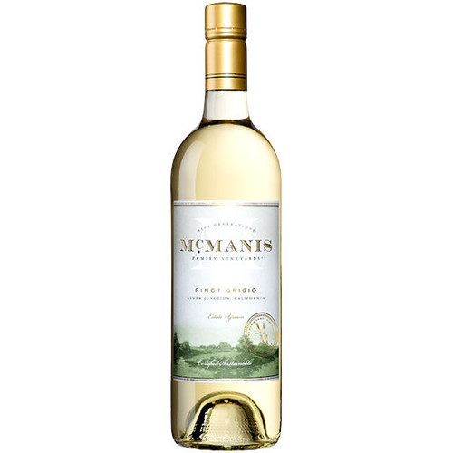 McManis Family California Pinot Grigio