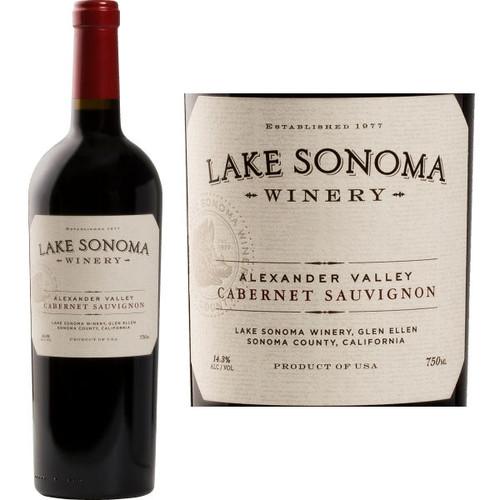 Lake Sonoma Alexander Cabernet