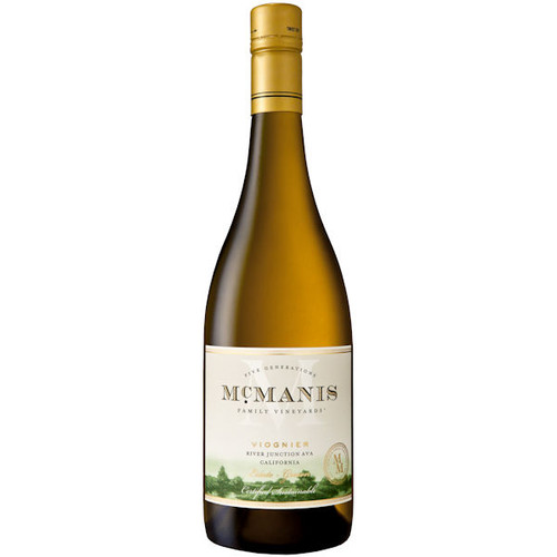 McManis Family California Viognier