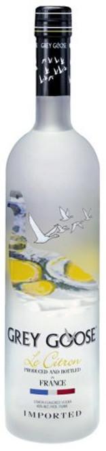 Grey Goose Citron French Grain Vodka 750ml