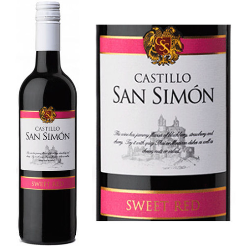 Castillo San Simon Sweet Red