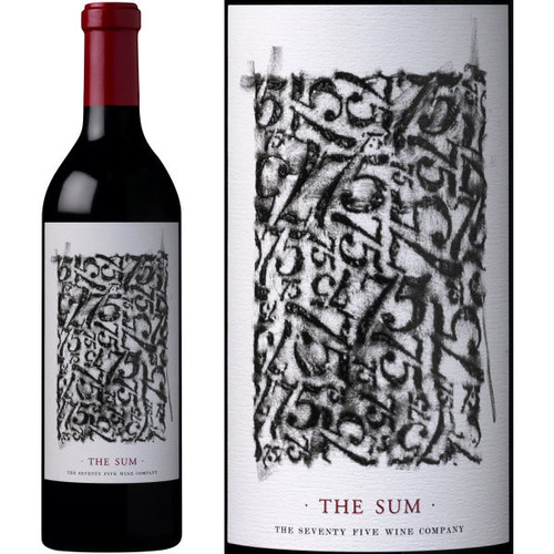 75 Wine Co. The Sum California Red Blend