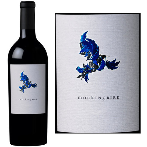 Tuck Beckstoffer Estate Mockingbird Blue Napa Cabernet